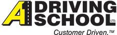 A-1 Driving School Logo